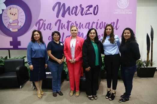 Impulsa Congreso del Estado desarrollo integral de la mujer tamaulipeca