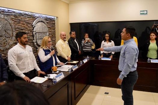 Preside Alma Laura Amparán segunda sesión del Comité Estudiantil de Altamira