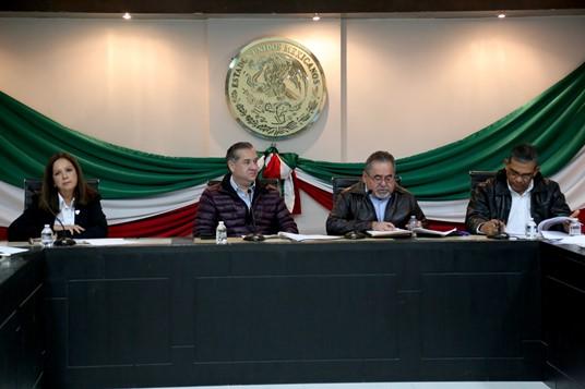 Inician importante programa de obra pública en Madero