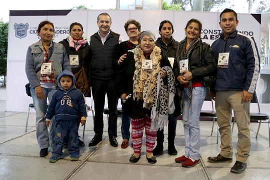 Instalan nueve comités ciudadanos en Madero