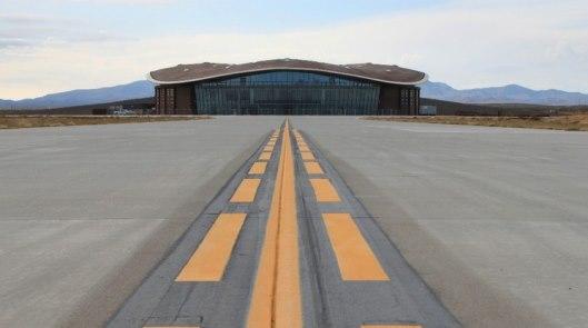 Preparan en Nuevo México primer puerto espacial del mundo