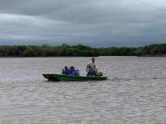Apoya ayuntamiento de San Fernando a rescatar personal de compañías