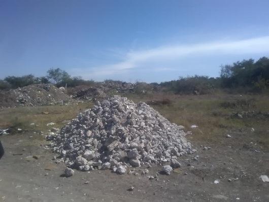 Erradica Dirección de Ecología basureros clandestinos