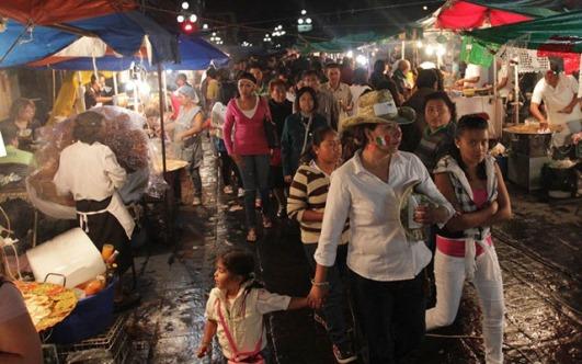 Instalarán verbena en Plaza Hidalgo para el 15 de septiembre