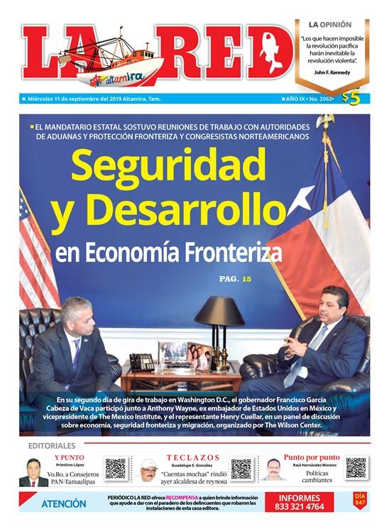 Seguridad y Desarrollo en Economía Fronteriza