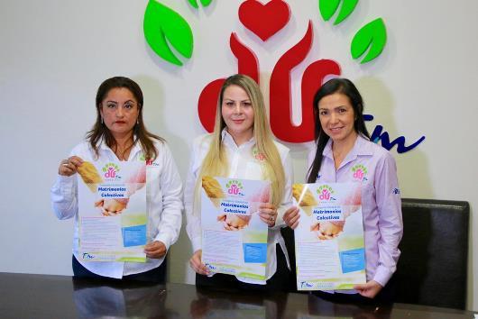 Sistema DIF Altamira invita a Tercera Campaña Estatal de Matrimonios Colectivos