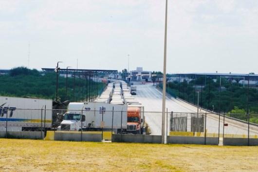 Nuevo Laredo sede de Reunión de Transporte Fronterizo Texas-México