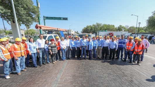 COMAPA-Nuevo Laredo es única en Tamaulipas