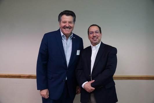 Juez del Condado de Cameron, nuevo presidente de la Coalición Fronteriza de Texas