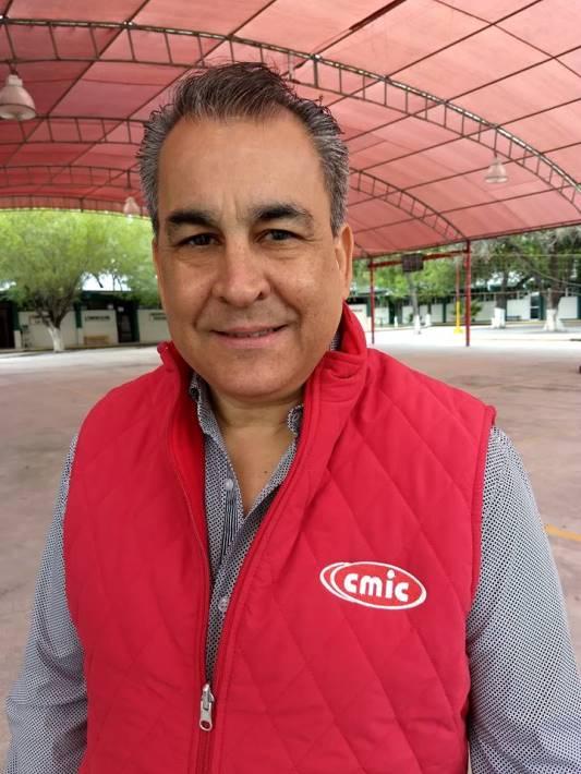 Fortalece CMIC su proyecto de trabajo: R. Salinas