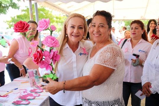 """Inicia el Gobierno de Altamira """"Feria Rosa"""""""