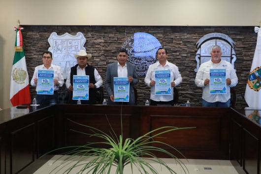 Inicia COMAPA Altamira campaña de Pago Anual Anticipado 2020