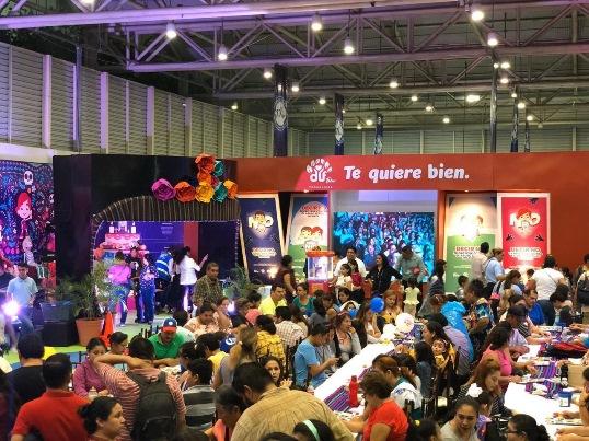 DIF estatal concluye con éxito participación en la Feria Tamaulipas
