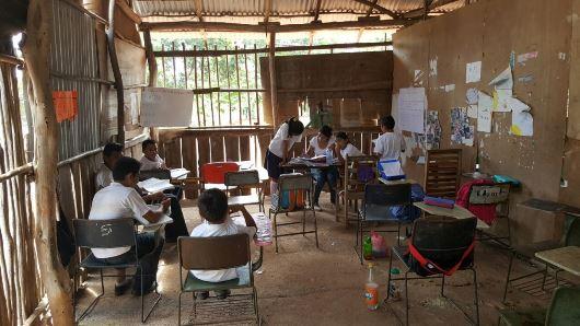 """""""La escuela es nuestra"""" se implementa en Tamaulipas"""