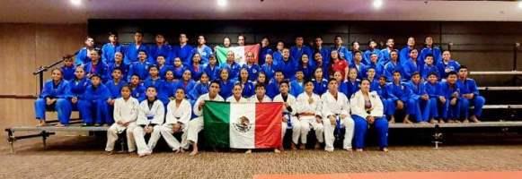 Participan judocas tamaulipecos en Panamericano