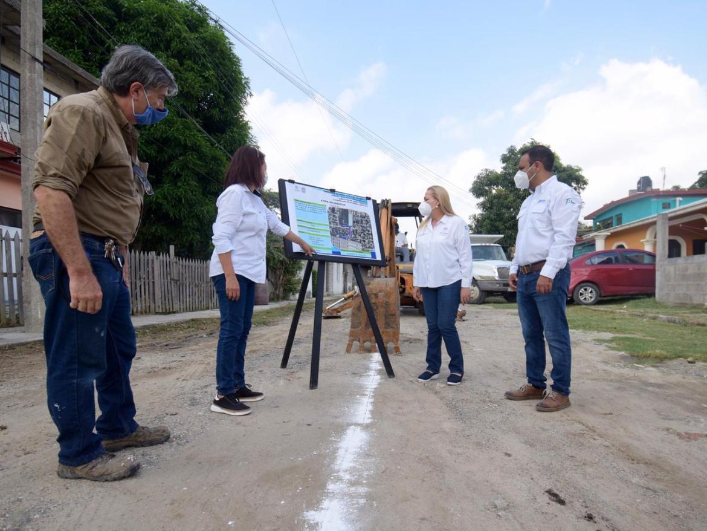 Mejoran red hidrosanitaria en Monte Alto