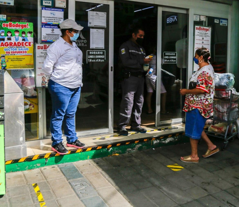 Refuerzan brigadas de concientización en Madero