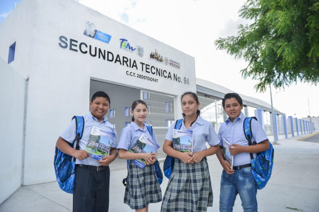Alista municipio entrega de libros de apoyo