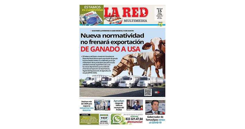 Nueva normatividad no frenará exportación de ganado a USA