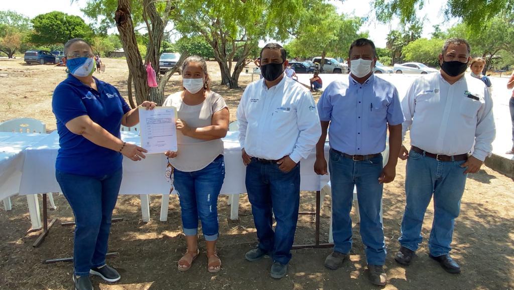 Asignará ayuntamiento terrenos en Carbonera Sur
