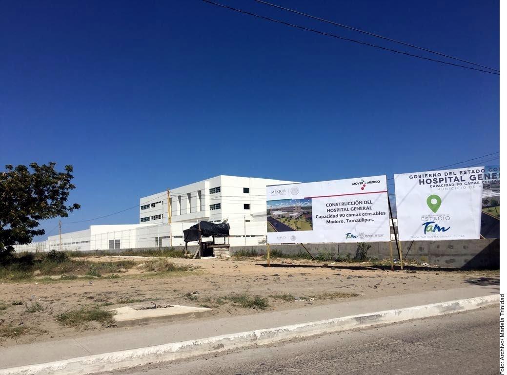 Urge el Hospital Civil de Madero: alcalde