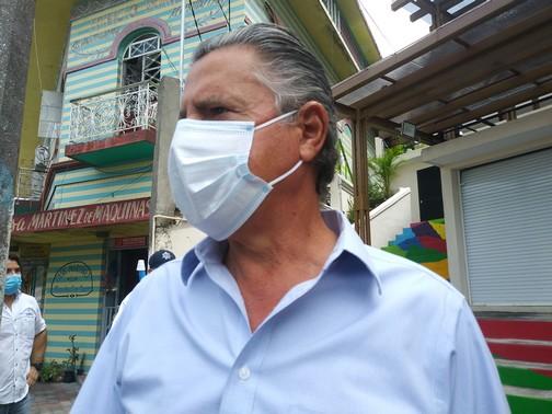 Exhorta alcalde a redoblar esfuerzos por pandemia
