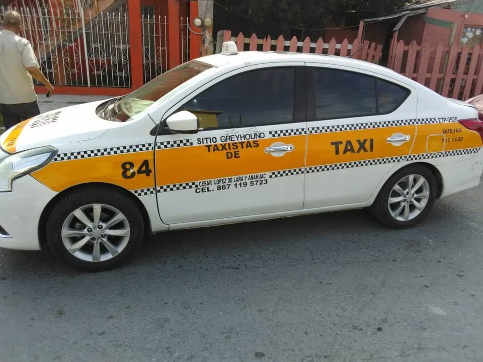 Desploma Covid-19 el ingreso de taxistas 60%