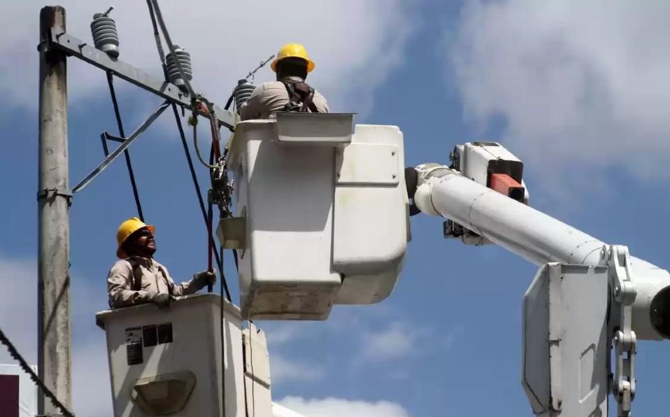 Líneas eléctricas en riesgo de sobrecarga