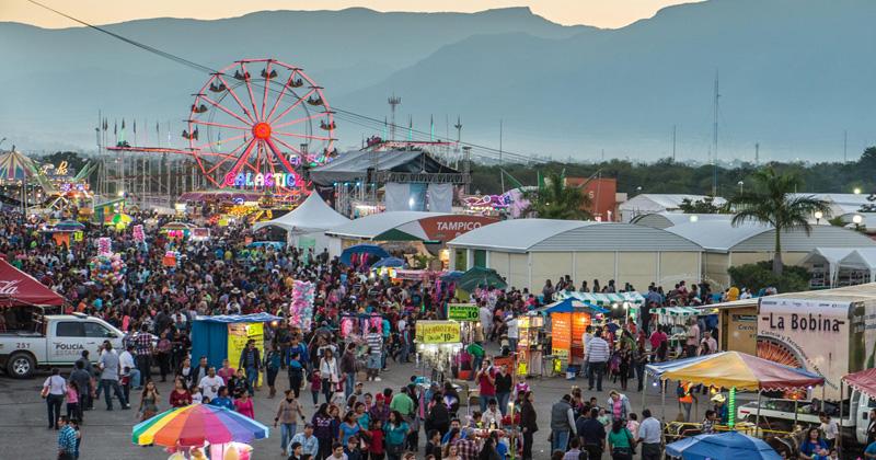 Feria Tamps. hasta febrero del 2021
