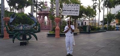 Por altos cobros se manifiestan contra COMAPA Zona Conurbada