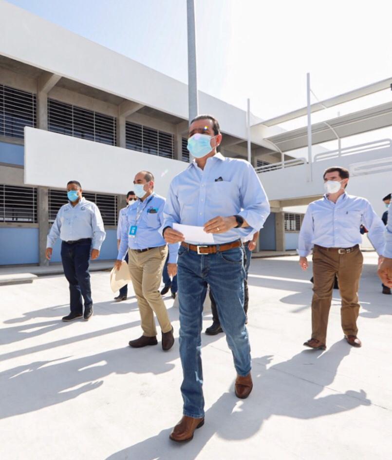 Apostamos a educación pese a pandemia: Rivas