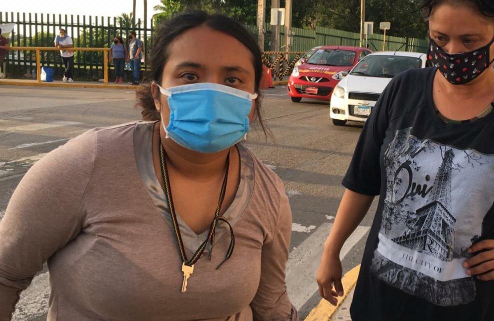 Interna a su bebe en el IMSS, pasan 6 meses y no la dejan ver a su hijo