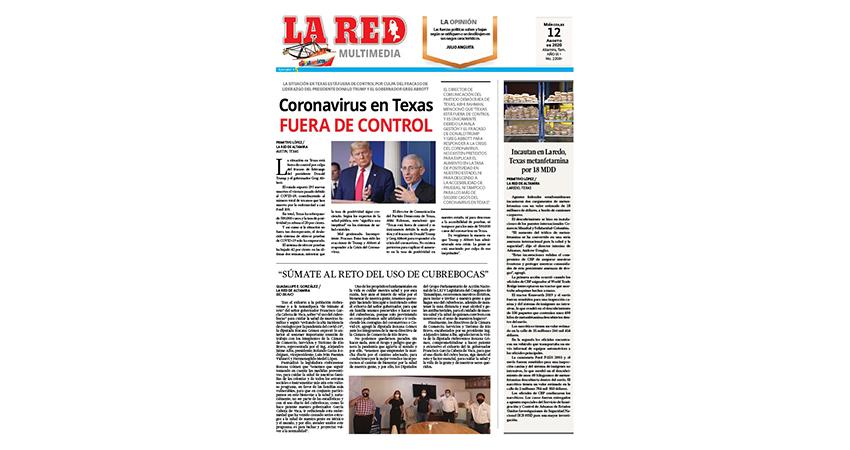 Coronavirus en Texas fuera de control
