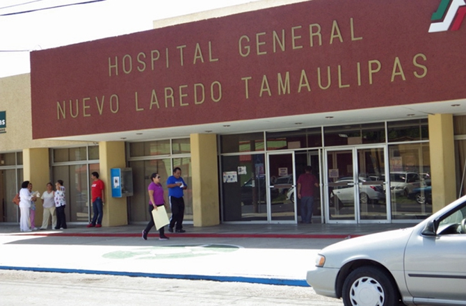 Reactivará Hospital General de NLD servicio ordinario al público