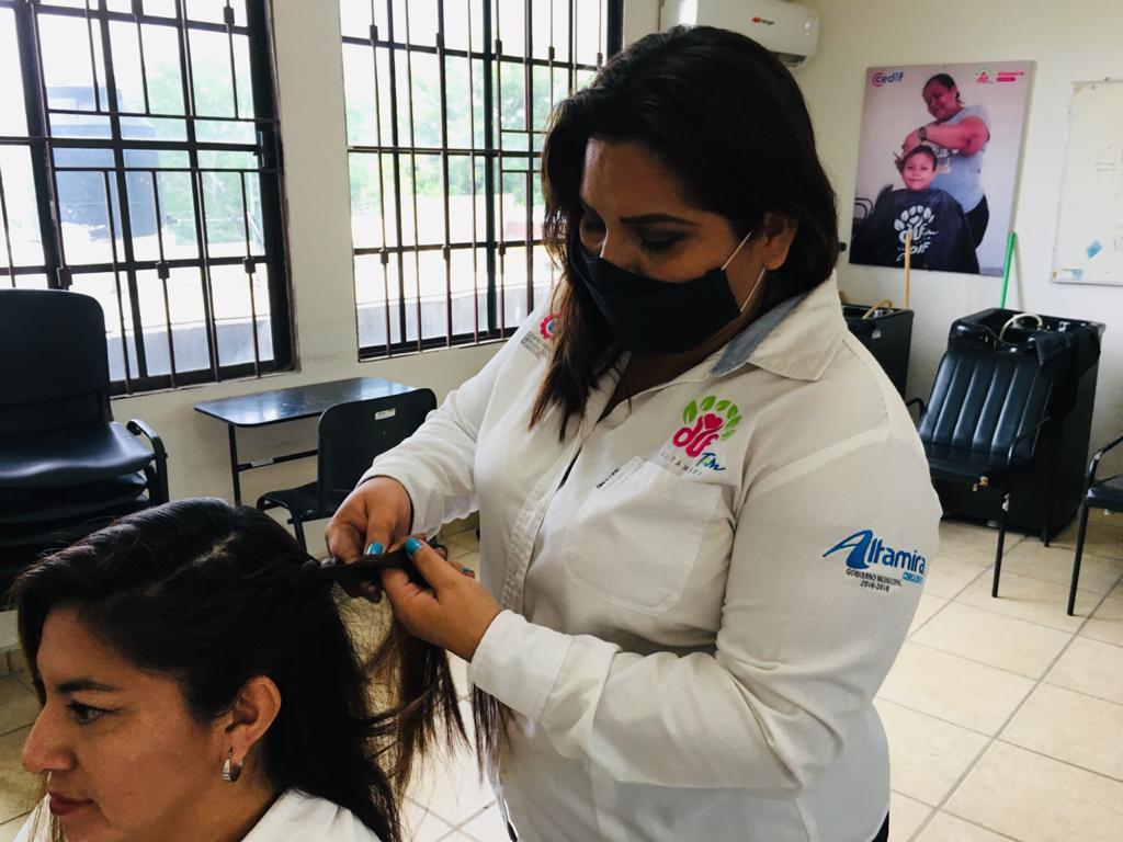 Iniciarán cursos de CEDIF Altamira con medidas preventivas