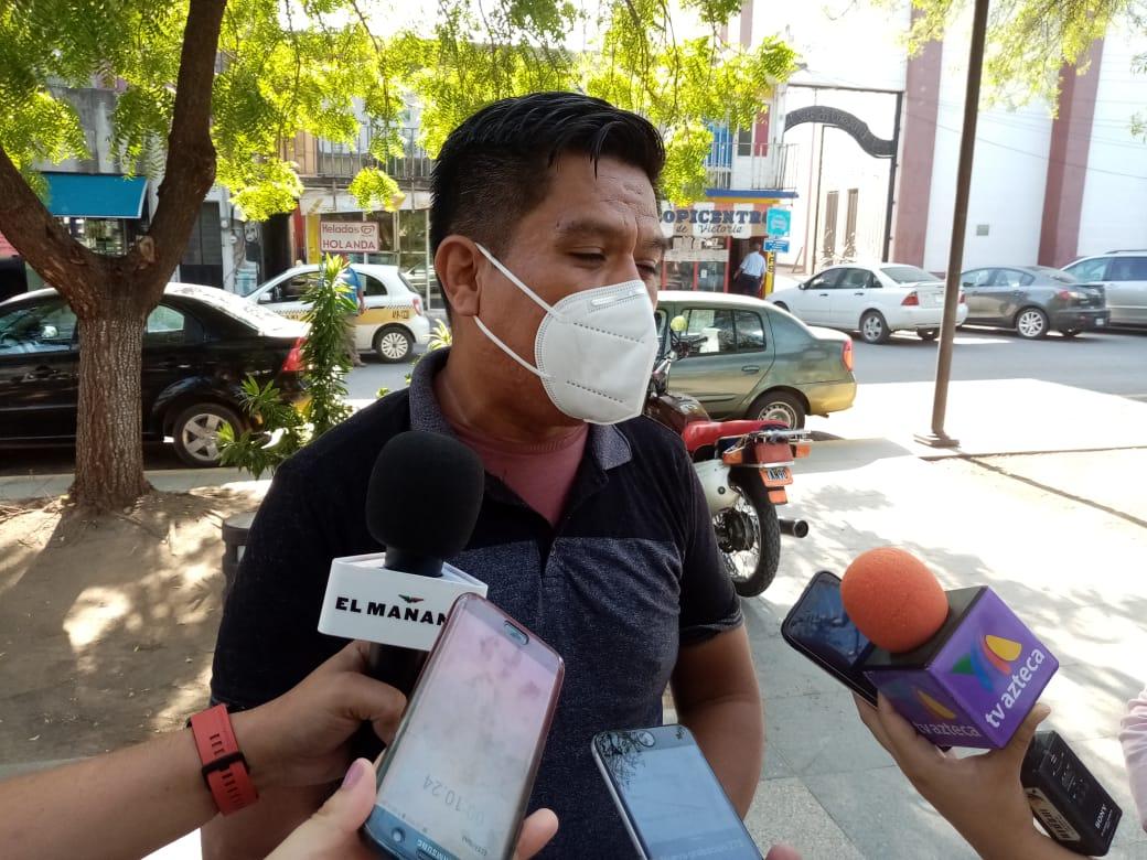 Más de 50 en el Hospital Civil dan positivo a Covid