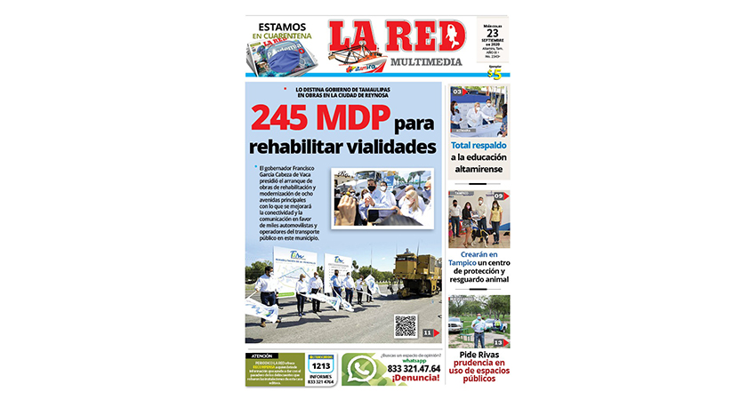 RED58News 23-09-2020