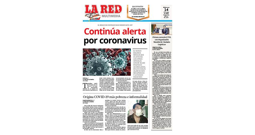 Continúa alerta por coronavirus