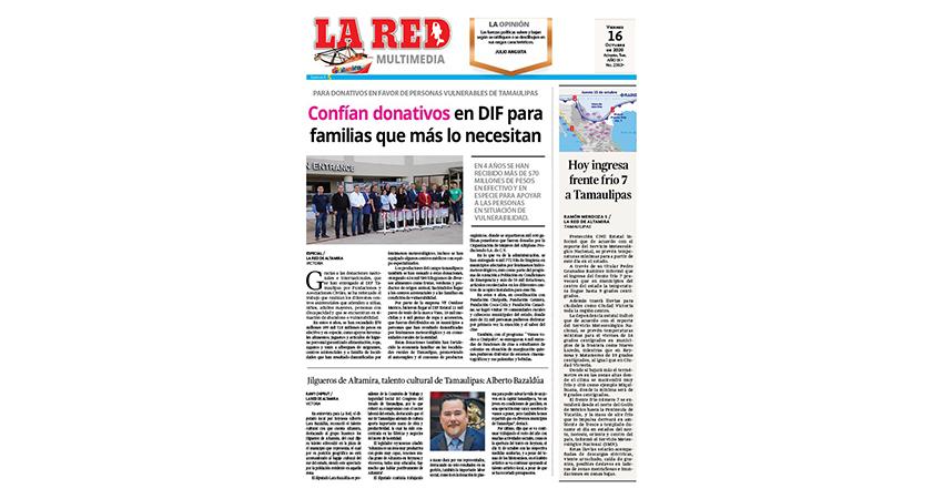 Confían donativos en DIF para familias que más lo necesitan