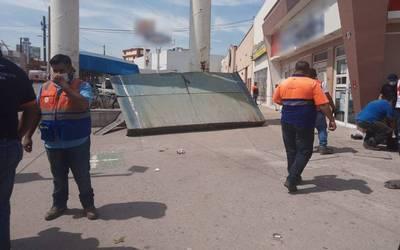 Continúan inspecciones de espectaculares en Altamira