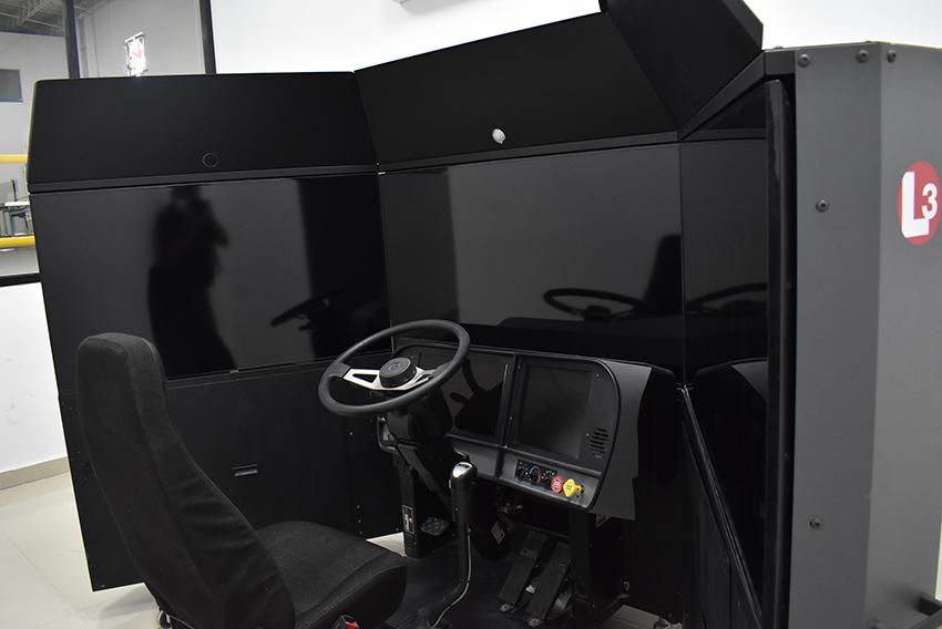 UT dispondrá de simulador para capacitar operadores de tractocamión