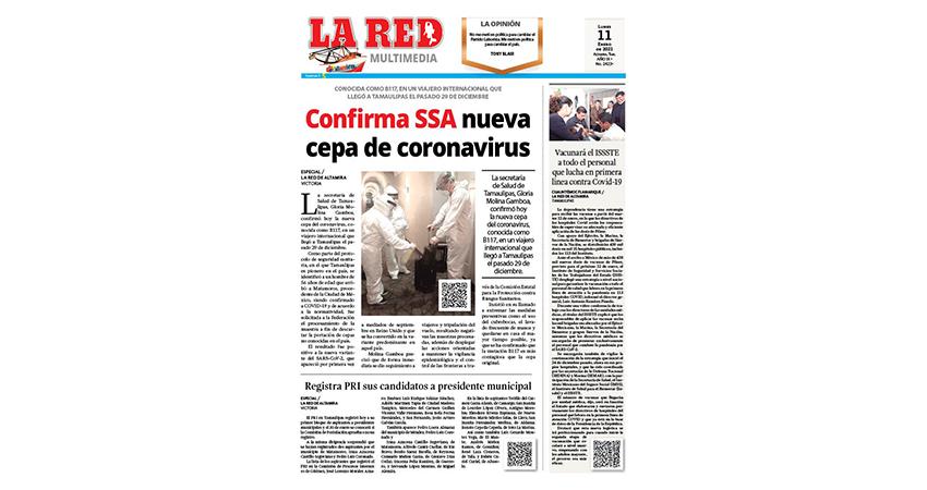 Confirma SSA nueva cepa de coronavirus