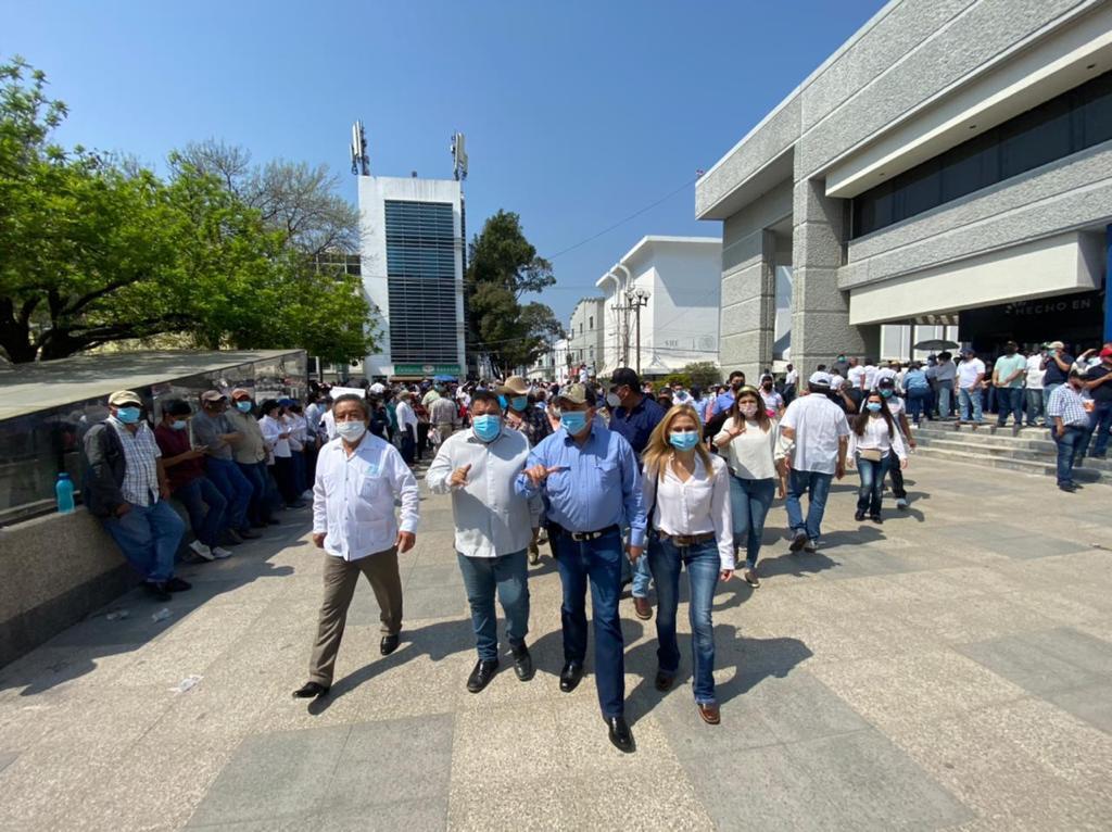 Nuestro respaldo y solidaridad con Cabeza de Vaca: José Ríos