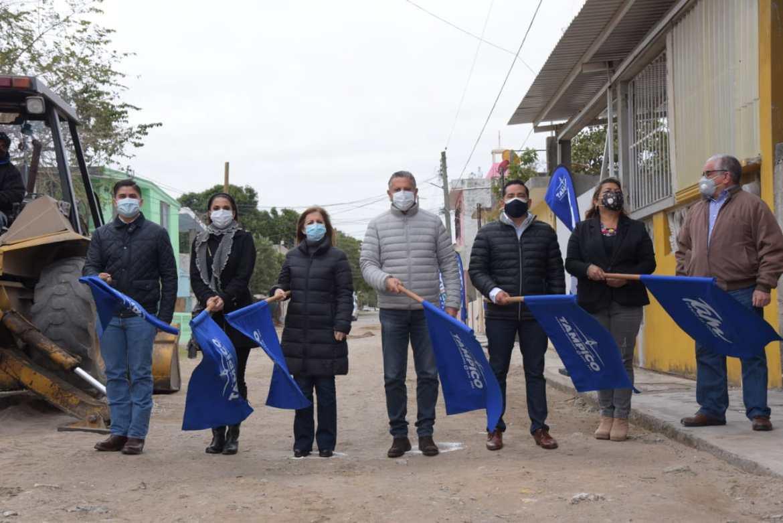Transformación de Tampico no se detiene: Chucho Nader