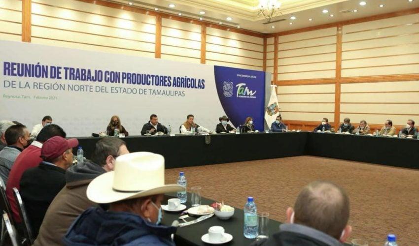 Gobierno de Tamaulipas mantendrá los apoyos para los productores ganaderos