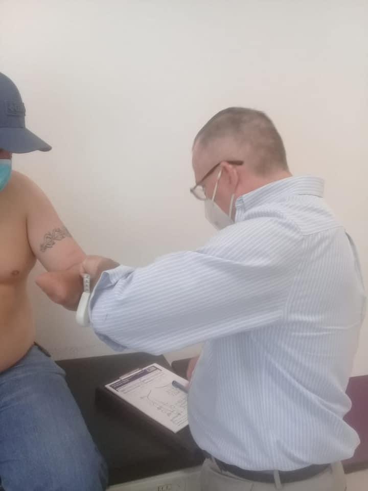 Favorecen DIF Tamaulipas y DIF San Fernando a personas con discapacidad