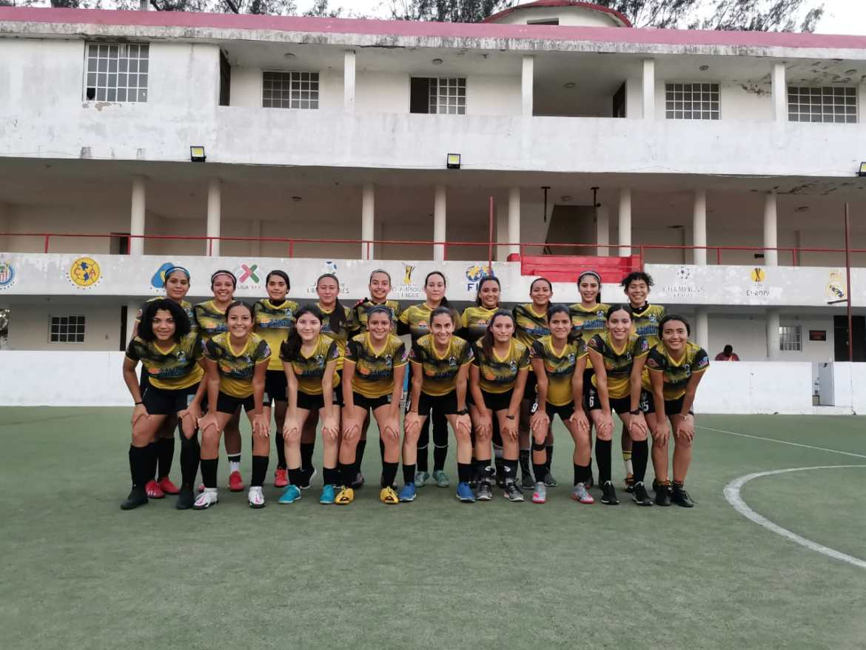 Capitanes Oro Negro femenil enfrentará a Águilas 2.0 este sábado