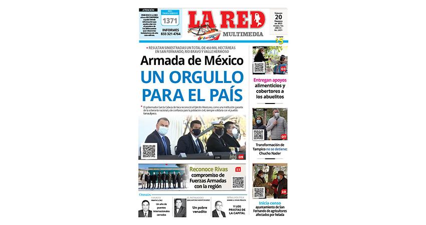 Armada de México un orgullo para el país