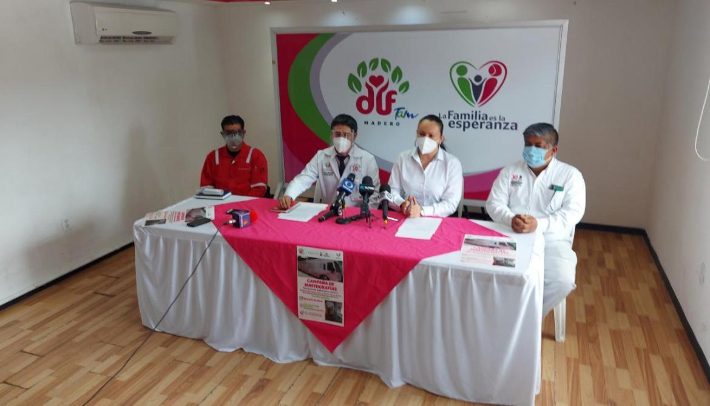 DIF Madero realiza búsqueda de niños trabajando en la calle