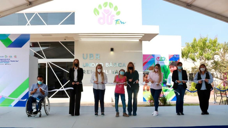 Inauguran unidad básica de rehabilitación en Altamira
